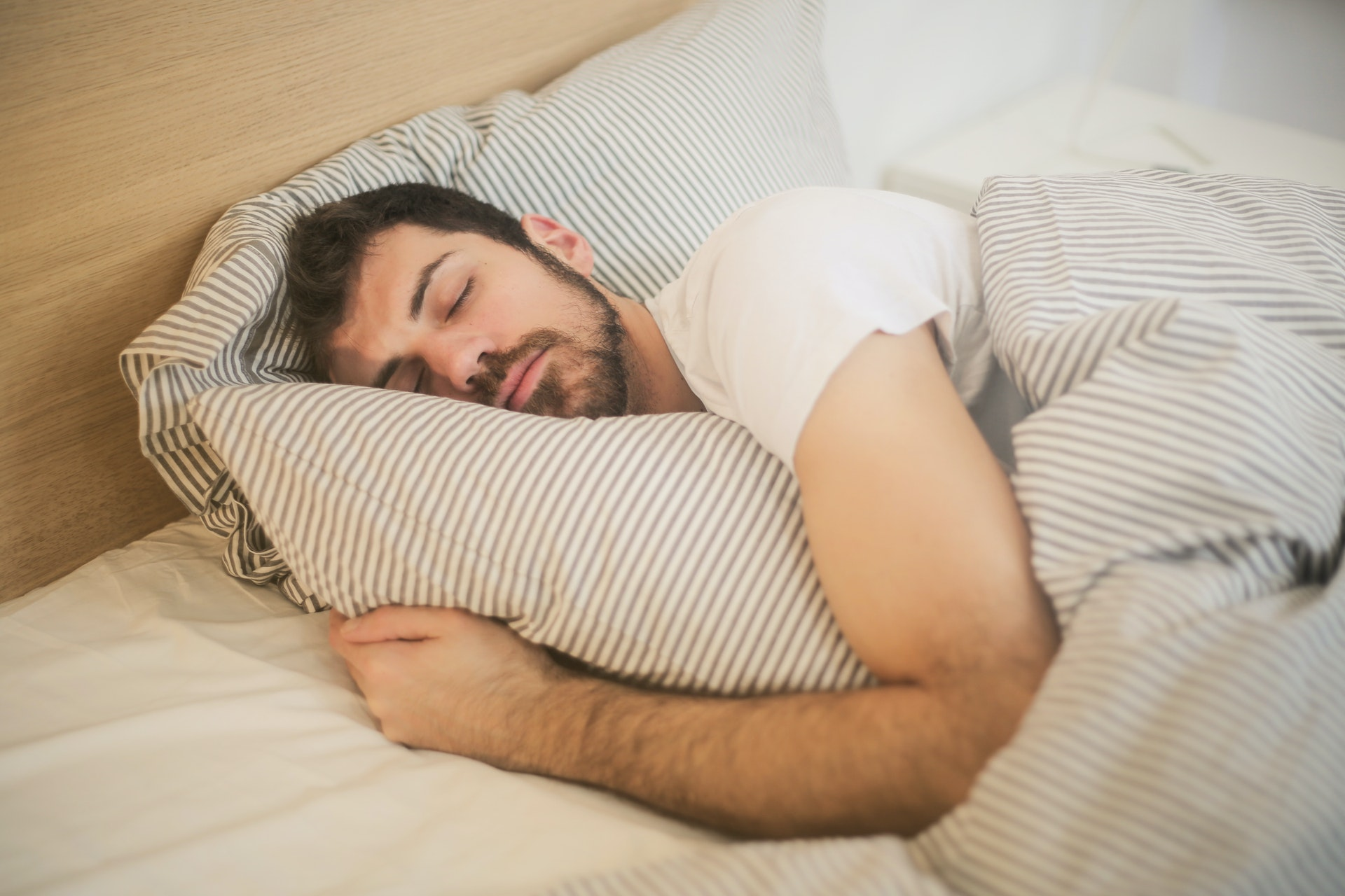 Sleep Effect On Building Muscles And Energy